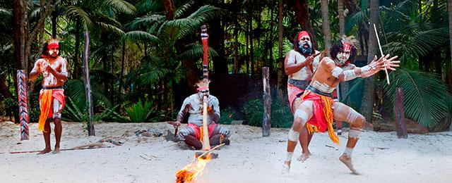 The Aboriginals - De indfødte i Australien