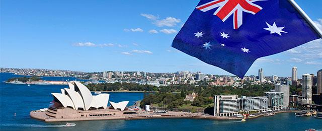 Indrejse til Australien