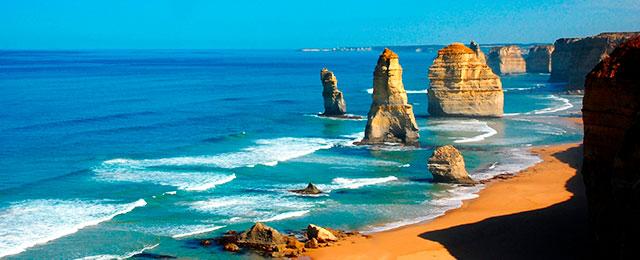 Vejret i Australien og New Zealand