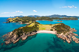 New Zealand, Bay of islands