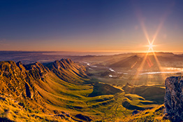 Napier Te Mata Peak - New Zealand